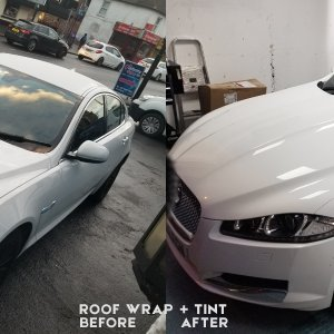 Before and after roof wrap and tint.jpg
